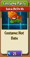 CostumePartyHotDate