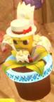 Mastered pops corn bobblehead