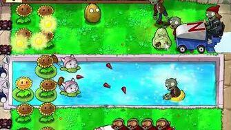 Plants vs Zombies Bobsled Bonanza