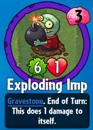 Receiving Exploding Imp