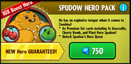 Spudow hero pack