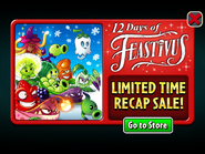 12 Days of Feastivus 2019 Day 12 Recap Sale