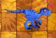 Charmed Velociraptor