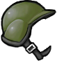 GatlingPea helmet