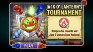 Jack O' Lantern's Tournament