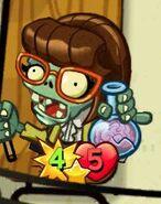 Zombology Teacher with Frenzy
