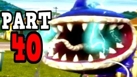 Plants vs Zombies Garden Warfare - Power Chomper - Gameplay Walkthrough Part 40 - Boss Wave