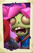 Plunger Zombie PvZ3 portrait