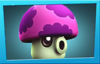 Puff-Shroom PvZ3 seed packet