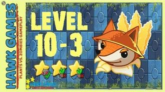V1.0.81 Plants vs. Zombies All Stars - Far Future Level 10-3-0