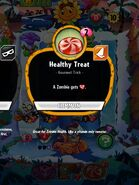 Healthy Treat New Stat