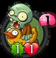 Ducky Tube ZombieH
