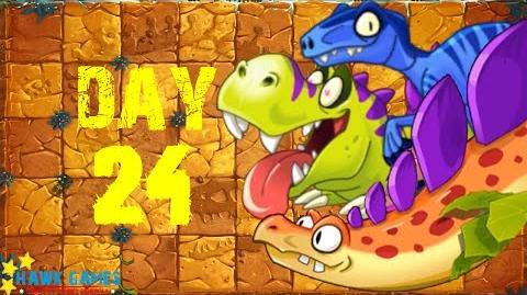 Jurassic Marsh Day 24
