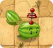 Melonpulta disfraz de antenas