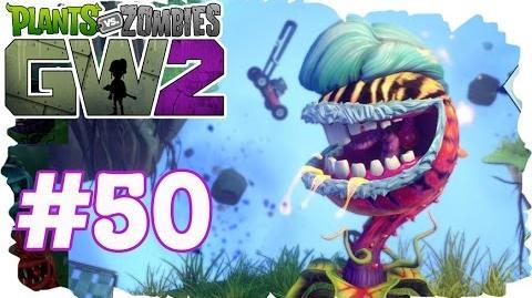 PvZ Garden Warfare 2 Parte 50 CARNIVORA DE FUEGO come ORBES ! HD