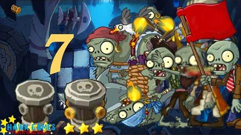 PvZ Online - Adventure Mode - Treasure Cave 7