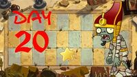 Android Beta 2 PvZ All Stars - Ancient Egypt Day 20