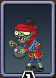 Blew Zombie Almanac Icon