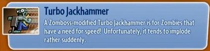 Turbo Jackhammer