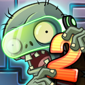 Plants Vs. Zombies™ 2 It's About Time Square Icon (Versions 2.1)