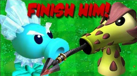 Plants vs. Zombies - Mortal Kombat Style