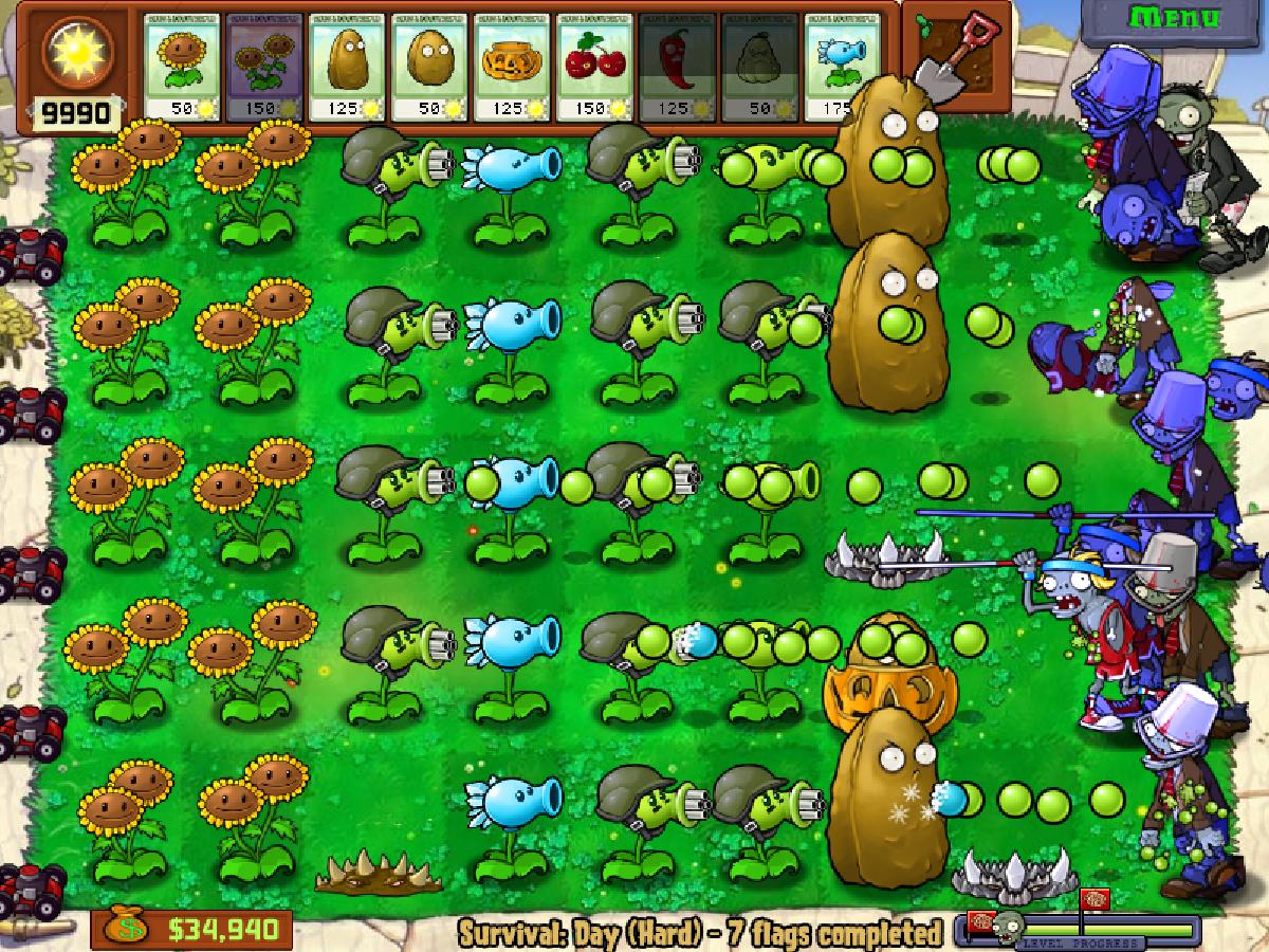 Sun plants vs zombies wiki fandom powered by wikia zombies voltagebd Gallery