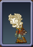 Bust Head Zombie Icon