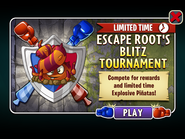 Escape Root's Blitz Tournament