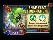 Snap Pea Tournament
