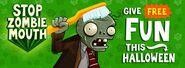 Teethbrush zombie ad