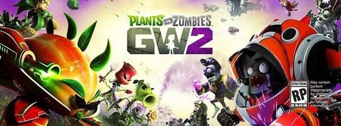 Great Plants Vs. Zombies: Garden Warfare 2 Good Looking
