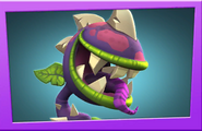 Chomper PvZ3 seed packet