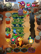 Plant Mission 20 Encounter Battle