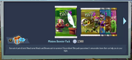 Pvzgw2 stickershop menu
