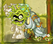 Zombie Medusa In-Game