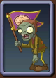 Peasant Flag Zombie Icon2