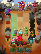 Plant Mission 20 Boss Battle