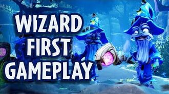 PvZ Battle for Neighborville First Look at Wizard In-Game!