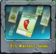 Raining iPad