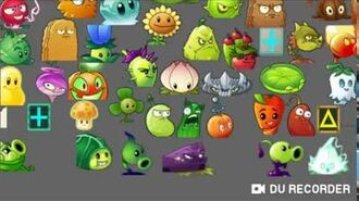 What is plant? Pvz2 next update