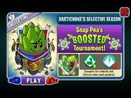 Dartichoke's Selective Season - Snap Pea's BOOSTED Tournament