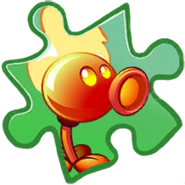 Fire Peashooter Puzzle