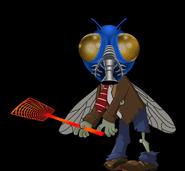 Fly Zombie 2