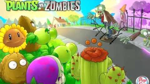 Plants Vs Zombies Zombotany Beta Music