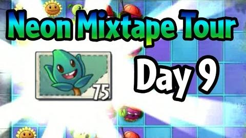 Plants vs Zombies 2 - Neon Mixtape Tour Day 9 (Beta)