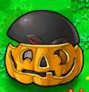 Doom shroom pumpkin