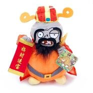 God of Wealth plush