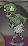 Naked Zombie