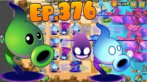 Plants vs. Zombies 2 - Shadow Peashooter - Epic Quest Premium Seeds (Ep
