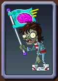 Flag Neon Zombie almanac icon